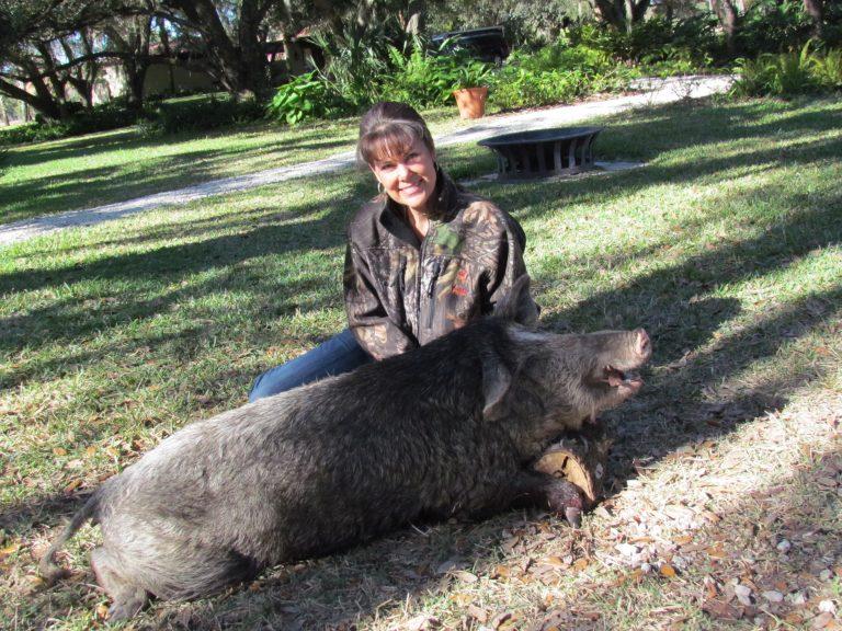wild boar 12 Trophy Hunt Black Boar Ranch Florida